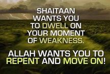 ❤️Islam is my deen, Jannah is my dream❤️