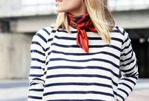 That Scarf Style / Scarves, looks and ways to wear them