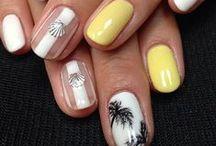 Nail / El estilo también se lleva en las manos.
