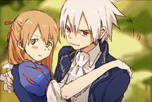 Ships from Soul Eater