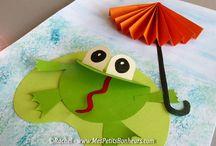 Prace plastyczne / Propozycje prac plastycznych do zrobienia z dziećmi