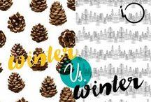Winter vs. Winter / Toda nuestra temporada #FallWinter en sus Vs.  ¿Cuál es tu favorito?