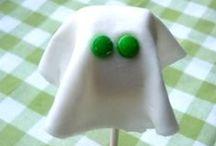 Halloween / Leuke en lekkere ideeën voor kinderen voor Halloween!