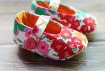 fabrics shoes