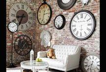 My Walls / Clocks & Mirrors