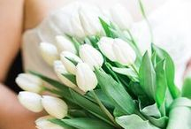 [Wedding] bouquets white