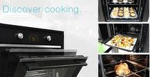 Belling Black Series / Get excited about cooking with our new inbuilt lineup. The Belling Black Series has fully-featured multi-function ovens, steam combi cooking and even warming drawers to choose from!