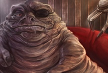Star Wars: The Hutts / The galaxy's baddest gangsters.