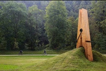 Art Inspiration: Amazing Installations / Installation art and Environmental sculpture