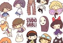 Ghibli / Love Studio Ghibli ~ <3