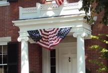 OLD GLORY / A reason to celebrate everyday: America! / by SocialSchool101 .com