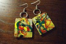 earrings / as you like it..