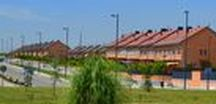 El Viso (Alcalá de Henares - Urbanizaciones) / Chalets pareados y adosados en entrega inmediata. Chalets de renta libre de 3 a 5 dormitorios.