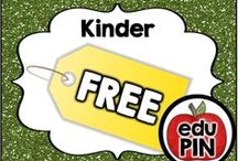 Kindergarten Freebies / As a teacher on a budget I'm always on the lookout for teacher freebies! My goal is to fill this board with freebies & ideas for fun & engaging activities, games, centers, printables, crafts, snacks & more!  RULES: You can pin up to 3 appropriate pins per day. Pin freebies & ideas only (No paid products). Limit repins to once a month. Also, please do not invite to this board.