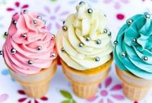 cute cupcakes\desserts / by Nicole Kimpel