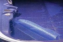 Hot Tub Spa Thermal Blankets / Keep your hot tub and spa water really hot by using a Thermal Blanket