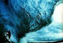 Sport -Surfing & Yoga-
