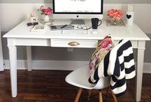Office/Workspaces / Desk // Workspace // Office // Home Decor // Interior Design // House // Apartment // Styling