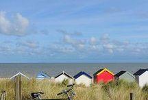 Village Coast / Coastlines of England  www.VillageEngland.com