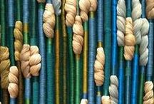 Inspired by: Sheila Hicks / Darkroom showcases the artists, architects, designers and people that inspire and influence our work and curatorial processes.