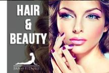 Hair and beauty <3 / by JAMI FITNESS