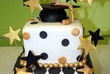 Inspiration Graduation Cakes
