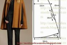 Fashion Patterns / DIY Patterns, make your own clothes!