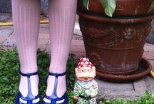 dear dwarfs, / hand decorated by myself