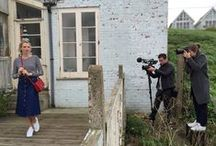 Village Spring Summer 2016 Behind the Scenes / Behind-the-scenes of our Spring Summer 2016 lifestyle photoshoot, in lovely Whitstable on the east coast of England.
