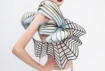 Crochet, Mesh + 3D Print
