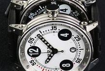 BRM - Les classiques / Reconnue pour ses montres emblématiques, Bernard Richards créé et produit dans sa manufacture des modèles originaux, authentiques et sur-mesure loin des standards de production horlogère.  Découvrez la collection BRM Chronographes au design so racing spirit ...