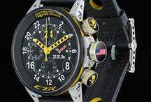 BRM - Les exclusivités (Gulf, Corvette et Abarth) / Créer et produire des montres originales, authentiques, sur-mesure et en petite série telle est la conception du luxe de BRM.  Venez découvrir nos séries limitées sous licences officielles pour tous les passionnés de la compétition.