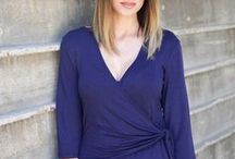 Stylish Nursing Wear / Nursing and Pumping Wear | Pumping Shirts | Breastfeeding Dress