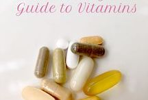 Vitamins / Tips, advice and information on essential vitamins and nutrients that your body can benefit from.