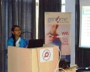 CME on - Fertility Preservation in Cancer Patients / GENOME conducted a CME on the topic 'Fertility Preservation in Cancer Patients'  at Saroj Gupta Cancer Centre & Research Institute in Thakurpukur, Kolkata on 20th April 2017. Dr. Kausiki Ray (MBBS DGO DNB Fellowship in Reproductive Endocrinology & Infertility, Israel), Dr. Indranil (MBBS MD Obs & Gyn MRCOG, UK) and Ms. Atreyee Chatterjee (Msc, Chief Embryologist, Genome) joined our CME. Check out photographs from the event.