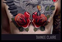 Tattoos by me / Follow me on Instagram/ Facebook -@tahnee_claire