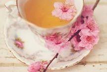 Thé - Tea - Thee