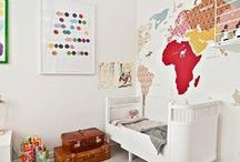 Inspiration - Kidsroom / Inspiration kidsroom
