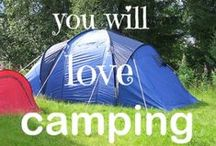 Camping with Baby / baby, newborn, camping, tenting with baby, outdoors with baby,