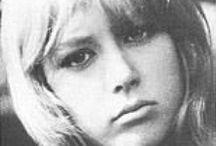 Pattie Boyd / Beautiful Beatle's wife. / by 10kyometro