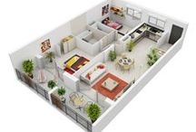 3D plan house
