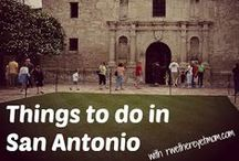 Texas Family Travel - San Antonio / A board dedicated to nothing but family travel and activities in San Antonio! Great options for babies, toddlers, preschoolers, teenagers, and multigenerational families!  Several exceptional ways to experience the San Antonio area for families with children! Do you have any suggestions for areas of San Antonio that we need to feature please email us at weekendscount@gmail.com.