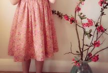 Girls dresses / Beautiful handmade dresses