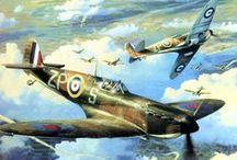 Aircrafts WW II