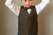 Boys waistcoats / Page boy outfits  Wedding ideas