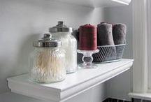 Ideen fürs schönes fürs Bad / Schön praktisches und nützliches fürs Bad