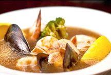 Rezepte für gesunden Fisch / Fischfilet über Fisch braten und Fisch grillen bis zu Fisch aus dem Backofen und Fischsuppe