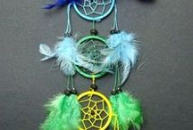 "Dreamcatchers / ""Dreams are the whispers of the soul."""