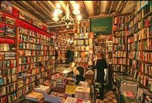 Bookshop Interiors / The most interesting, creative, unusual and beautiful bookshops from all over the world.