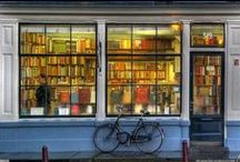 Bookshop Exteriors / If you can't judge a book by its cover, can you judge a bookshop by its window? The fronts of these bookshops manage to tempt us inside - how about you?